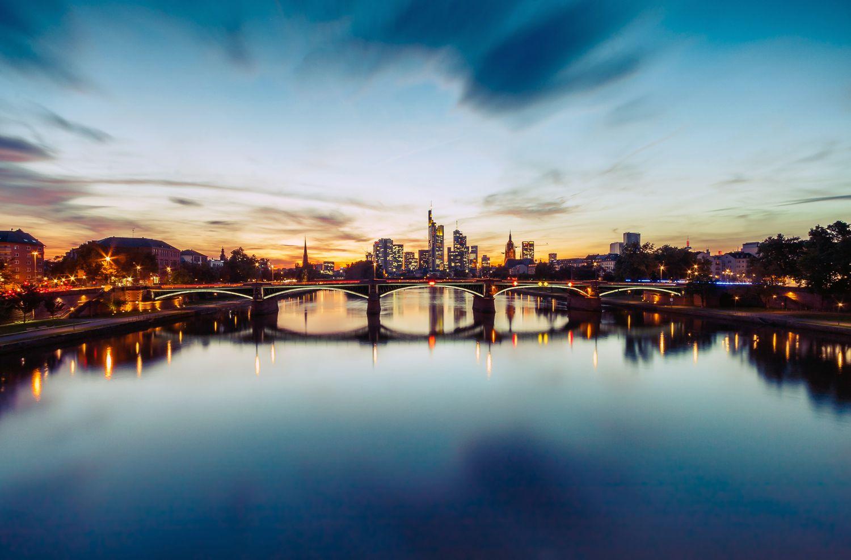 Frankfurt am Main. Автор: Александр Телеснюк